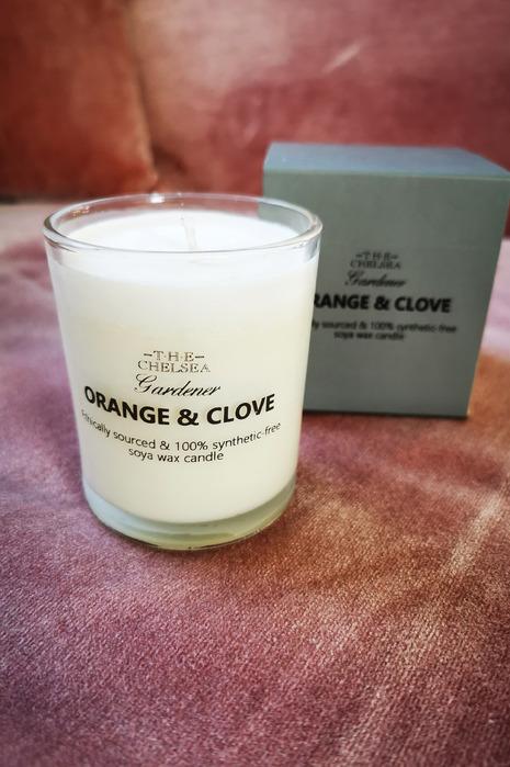 Scented Candle 'Orange & Clove'