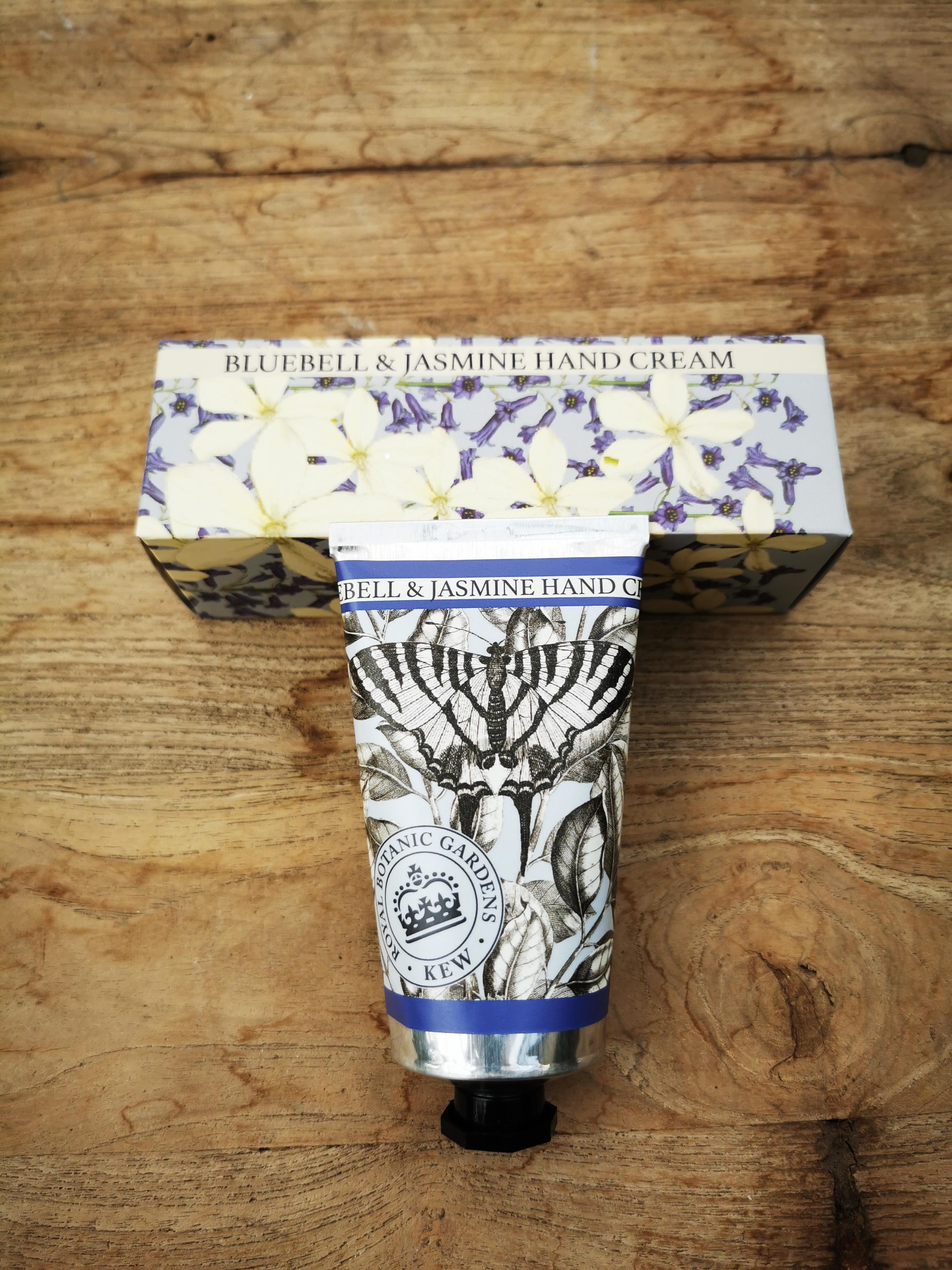 Kew Hand Cream Bluebell & Jasmine