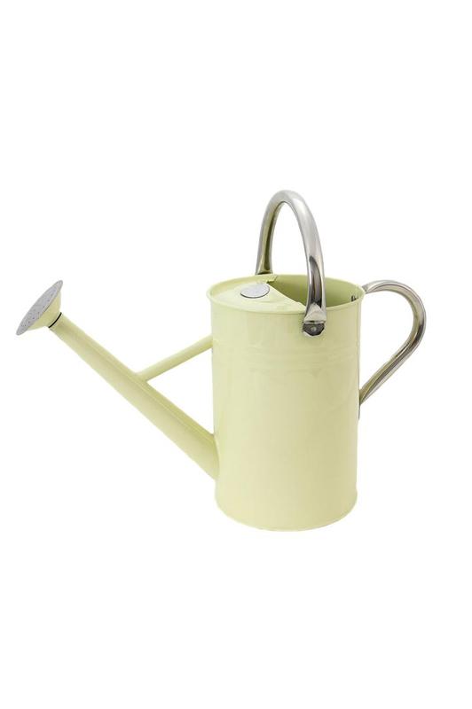 4.5L Metal Watering Can - Vintage Cream