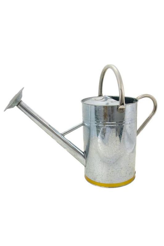 Galvanised Metal Watering Can 9L