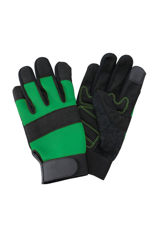 Flex Protect Multi-Use Gloves - Green Men's Large