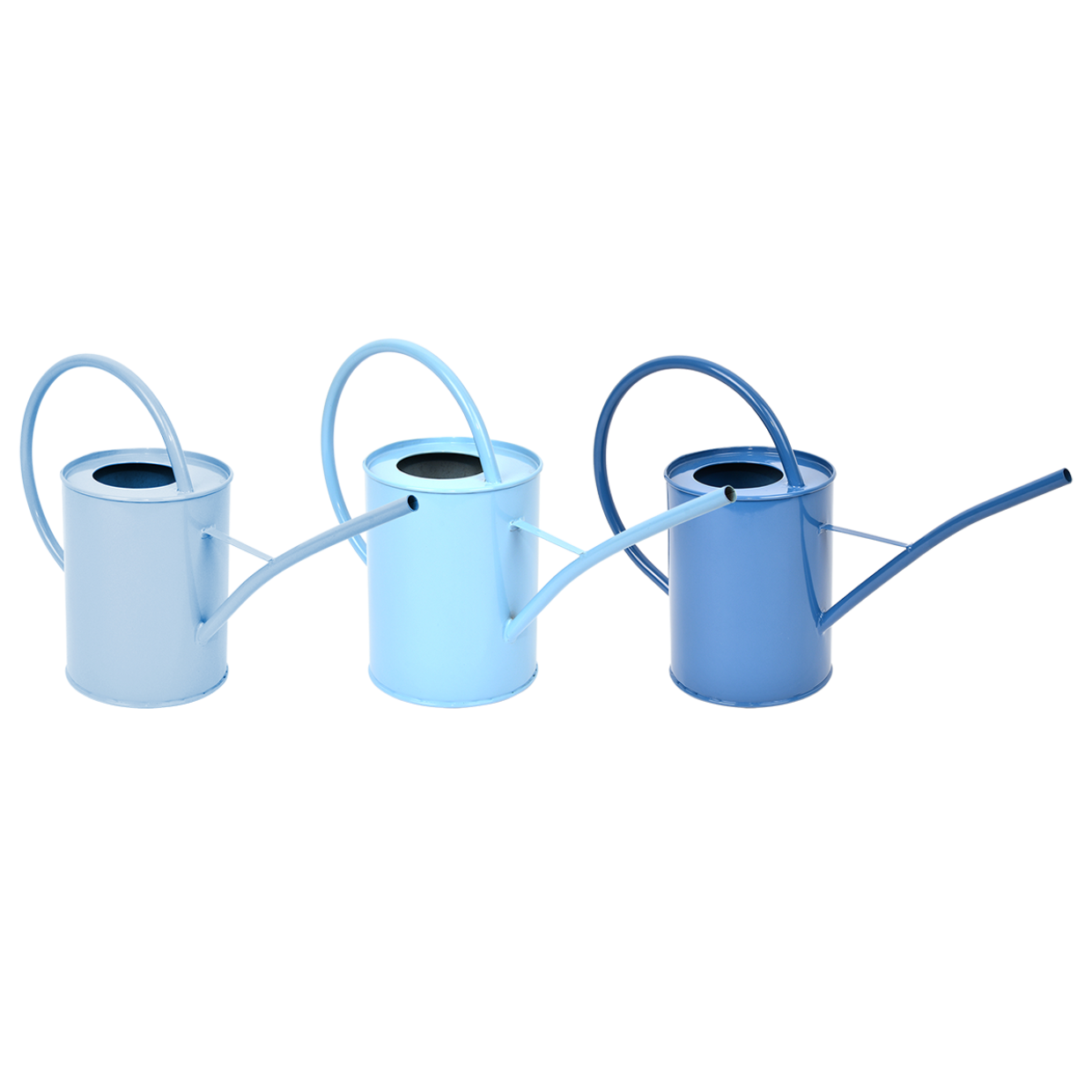 Blue French Indoor Watering Can