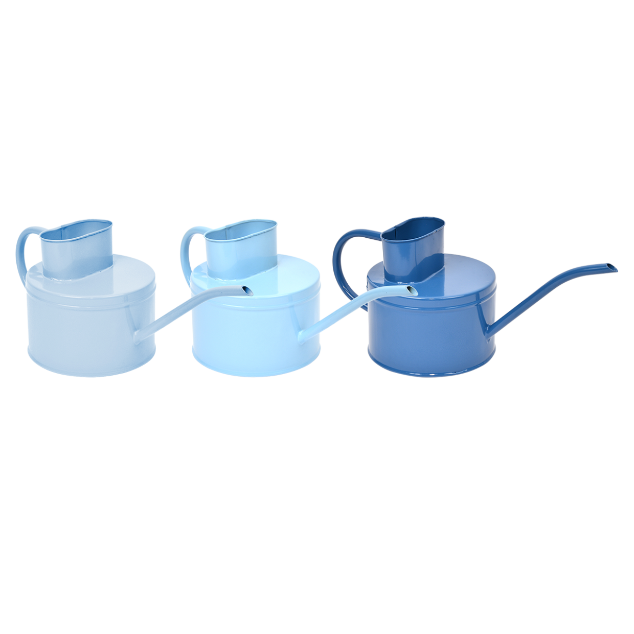 Blue French Greenhouse Watering Can